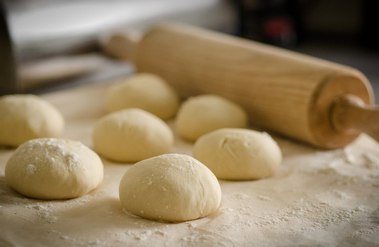 picture of dough