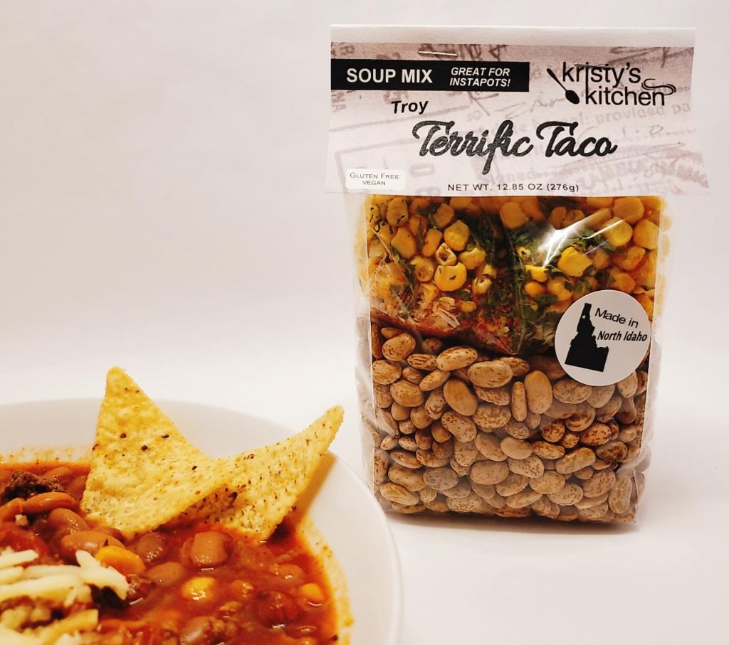 Taco soup mix